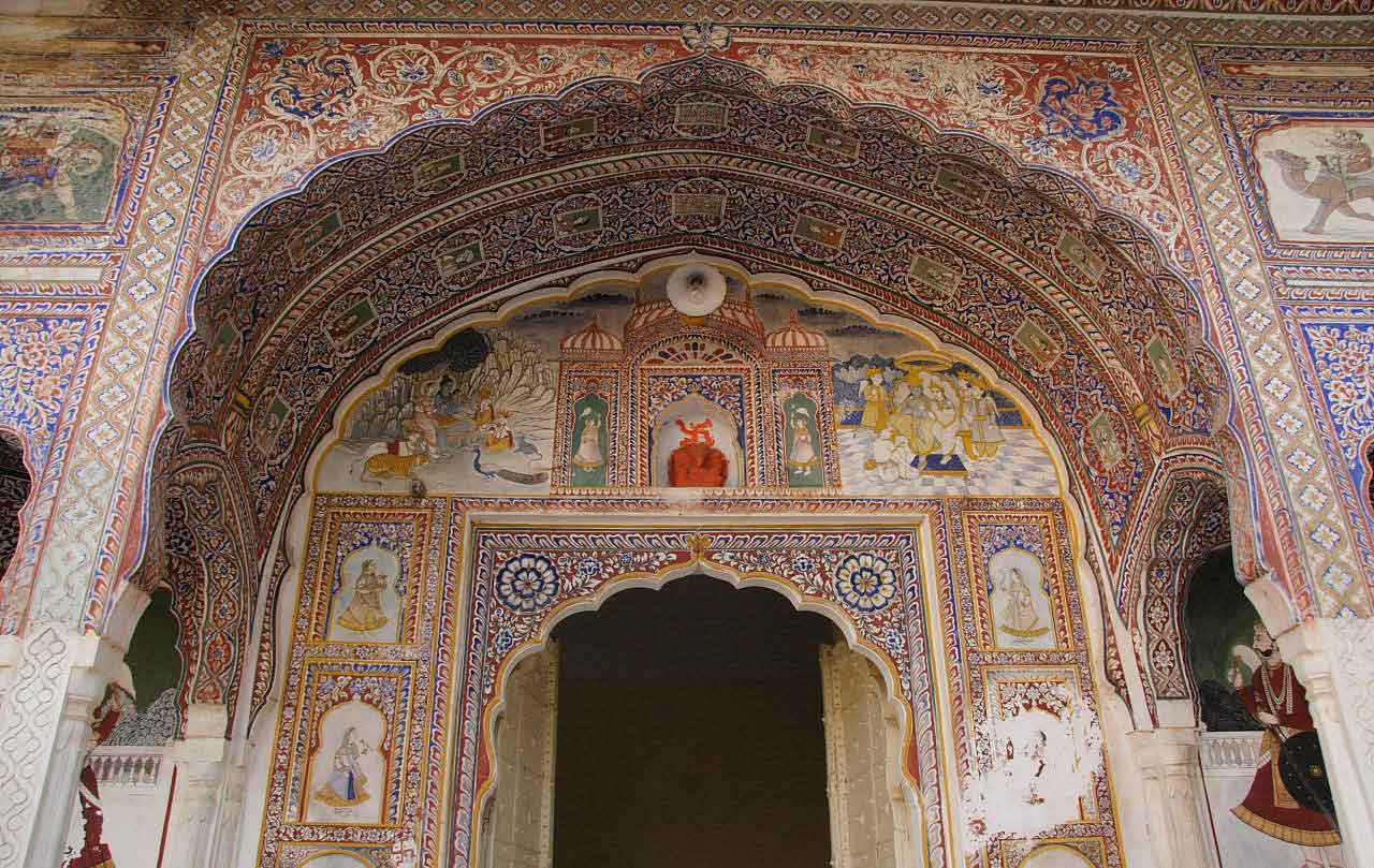 Historical Palaces and Havelis Tour of India