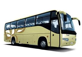 Luxury Bus Hire in India