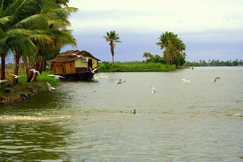 Kerala Backwater Holiday
